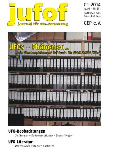 JUFOF Nr. 211 (01/2014)