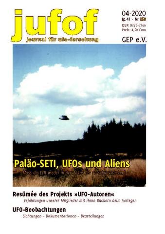 JUFOF Nr. 250 (4/2020)