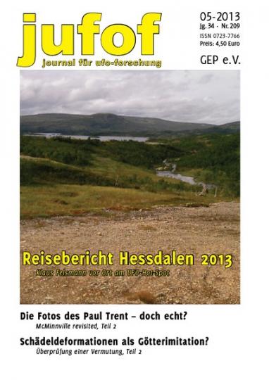 JUFOF Nr. 209 (05/2013)