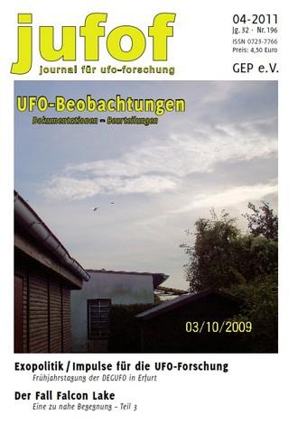 JUFOF Nr. 196 (04/2011)
