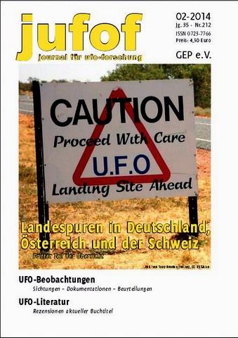 JUFOF Nr. 212 (02/2014)