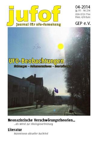 JUFOF Nr. 214 (04/2014)