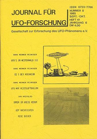 JUFOF Nr. 41 (05/1985)