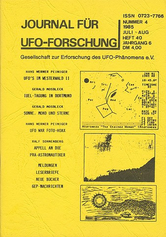 JUFOF Nr. 40 (04/1985)