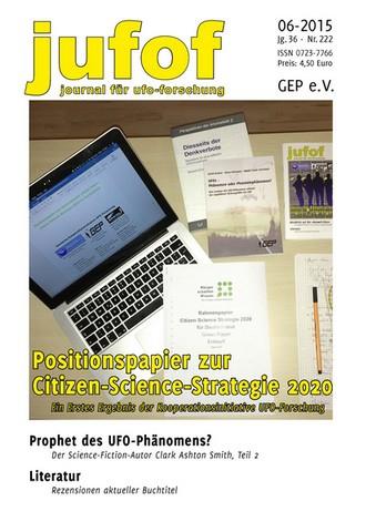 JUFOF Nr. 222 (06/2015)